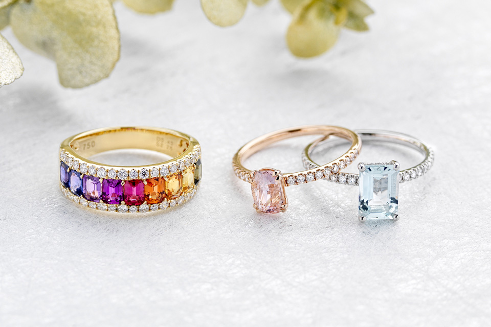 SPARKLING GIFT IDEAS FOR SOMEONE SPECIAL