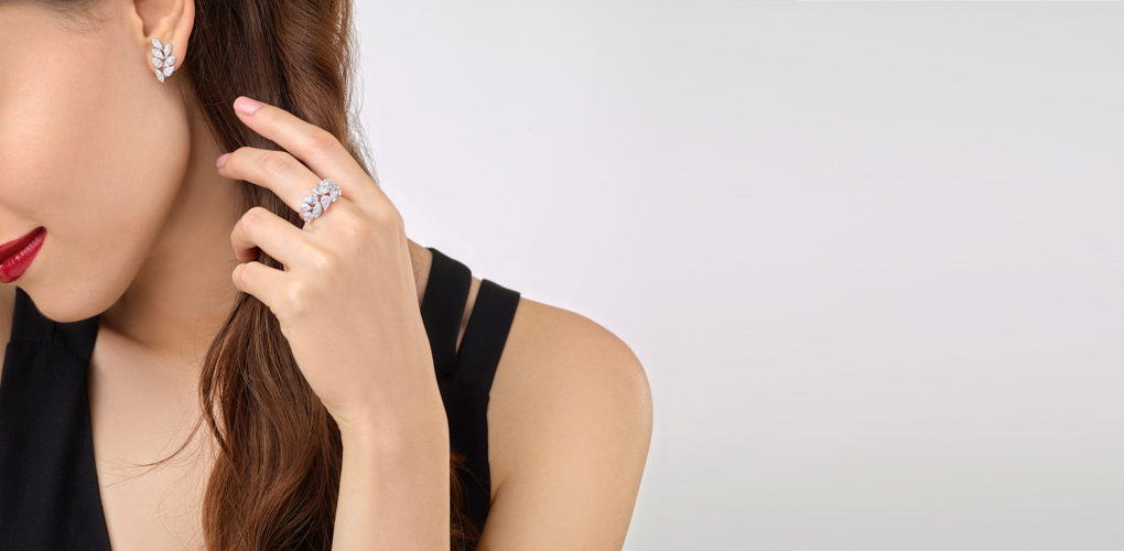 CELEBRATE YOUR MOST PRECIOUS MOMENTS WITH EXQUISITE DIAMOND JEWELLERY FROM PRAVINS.