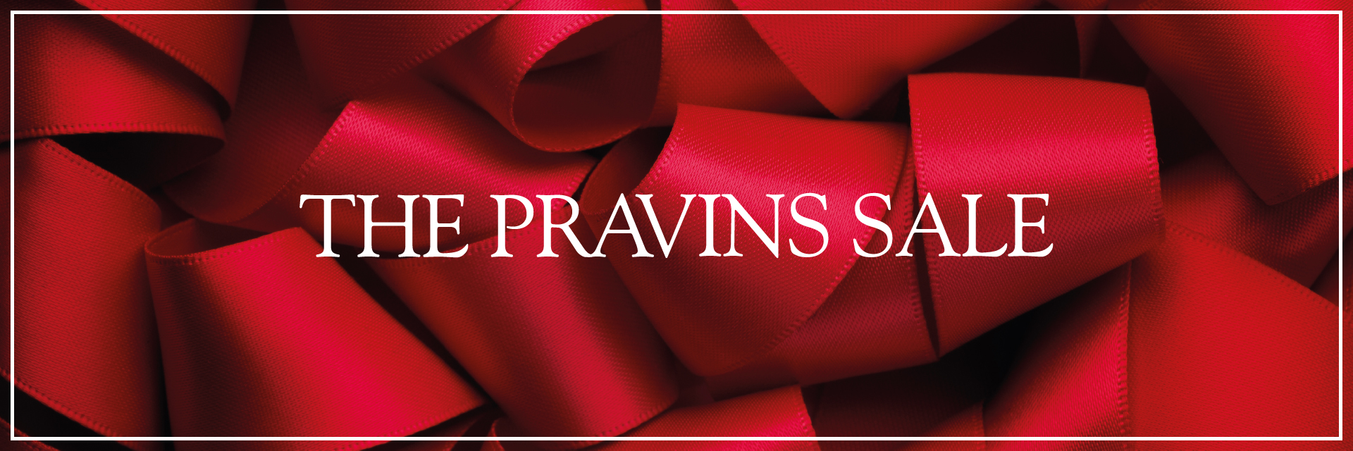 A BEAUTIFUL SELECTION OF JEWELLERY, WITH THAT SPECIAL PRAVINS TOUCH. NOW AT UP TO 50% OFF.