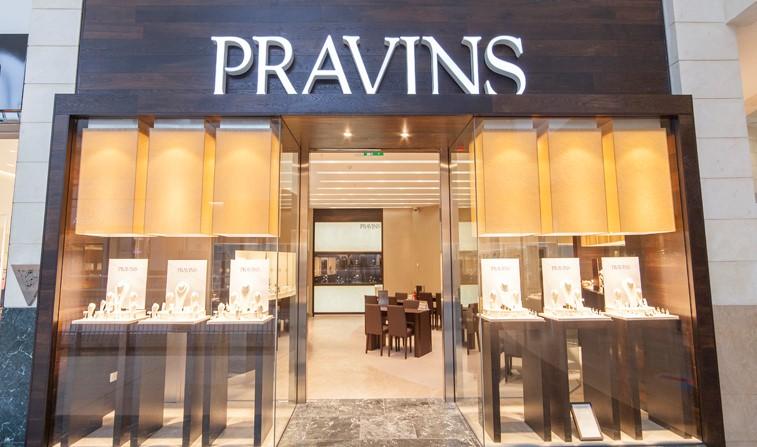 Find a Pravins boutique