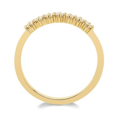 18ct Yellow Gold Diamond Eternity Ring thumbnail