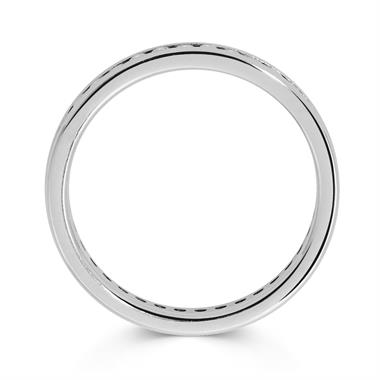 Platinum Diamond Full Eternity Ring 0.50ct thumbnail