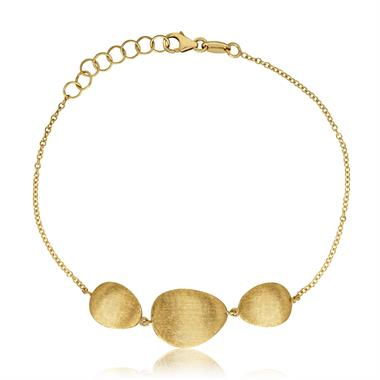 Cadence 18ct Yellow Gold Bracelet thumbnail