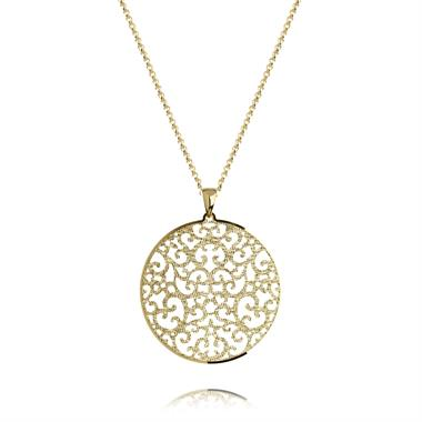 Maya 18ct Yellow Gold Pendant thumbnail