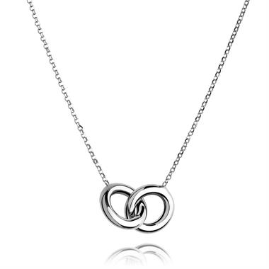 Union 18ct White Gold Necklace thumbnail