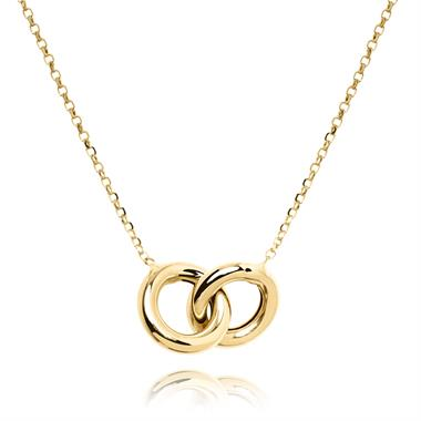 Union 18ct Yellow Gold Necklace thumbnail