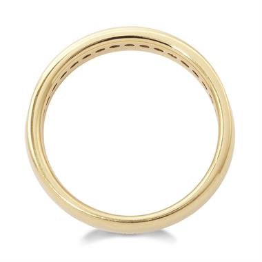 18ct Yellow Gold 0.50ct Diamond Classic Eternity Ring thumbnail