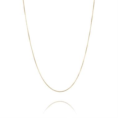 18ct Yellow Gold Trace Chain thumbnail