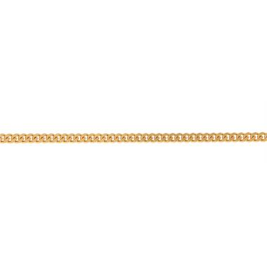18ct Yellow Gold Curb Chain thumbnail