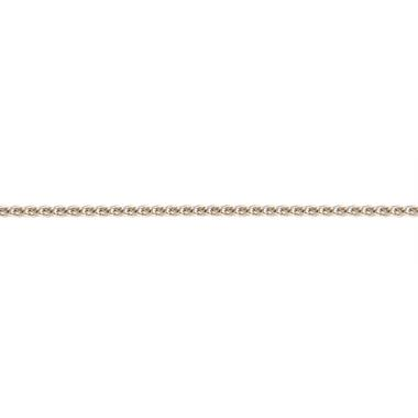 18ct White Gold Wheat Chain thumbnail