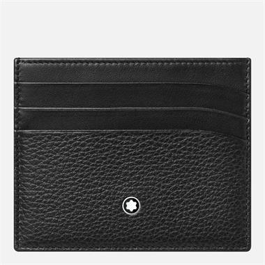 Montblanc Meisterstück Soft Grain Six Card Pocket Card Holder thumbnail