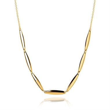 Luna 18ct Yellow Gold Necklace thumbnail