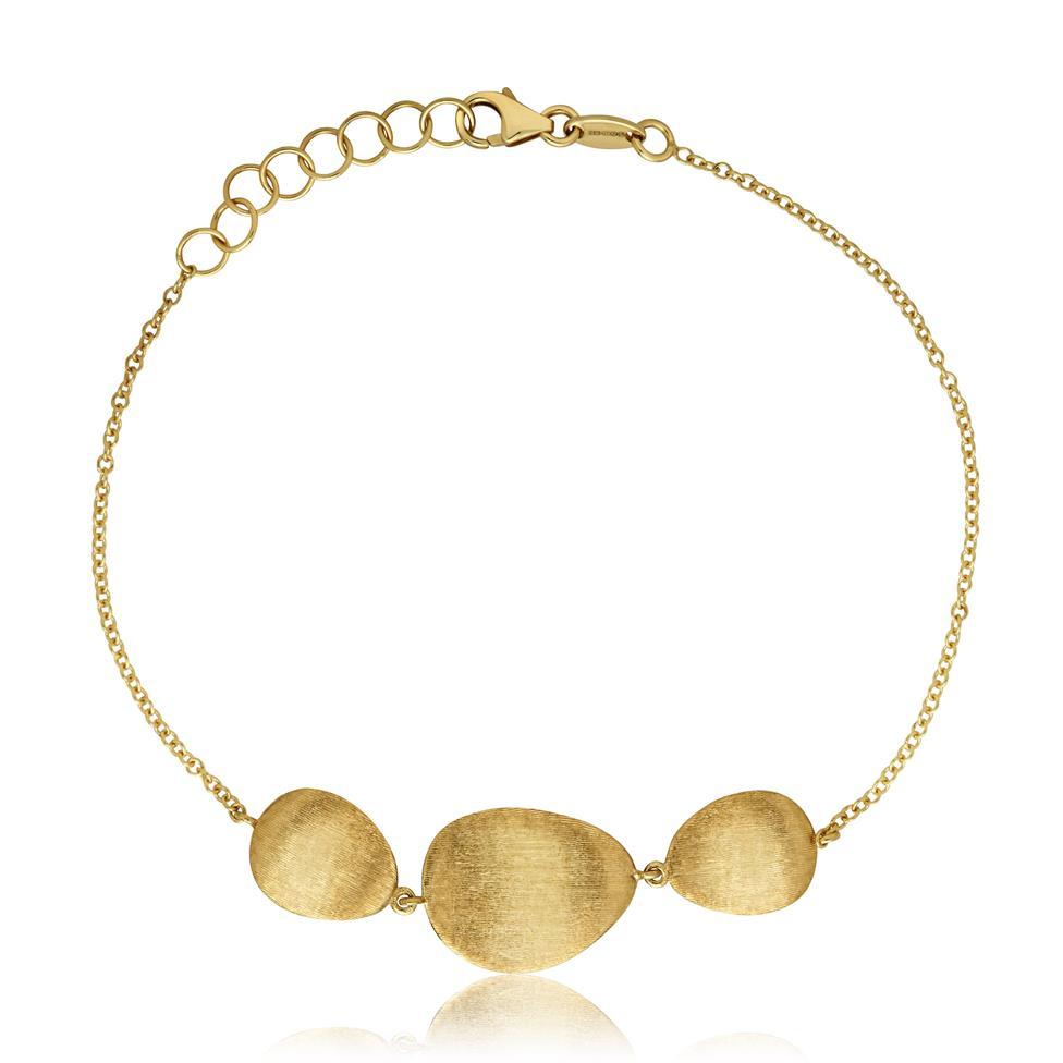 Cadence 18ct Yellow Gold Bracelet Thumbnail Image 0