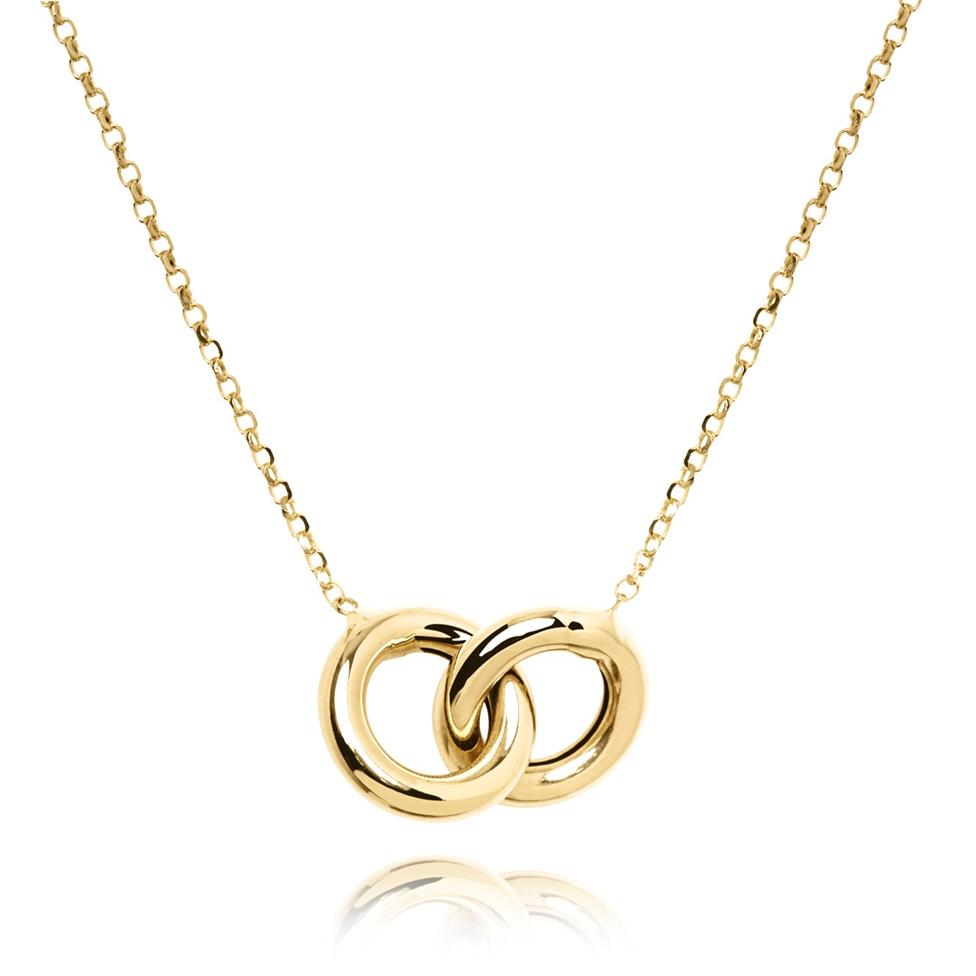 Union 18ct Yellow Gold Necklace Image 1