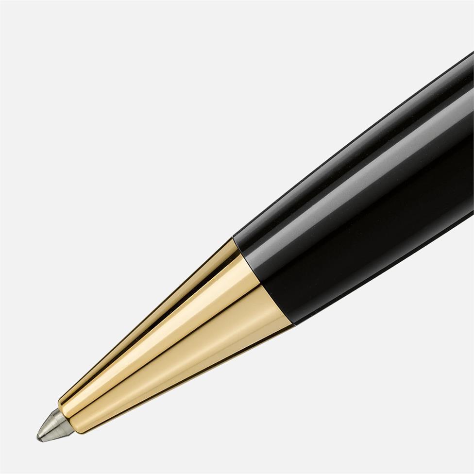 Montblanc Meisterstuck Gold-Coated Classique Ballpoint Pen Thumbnail Image 1