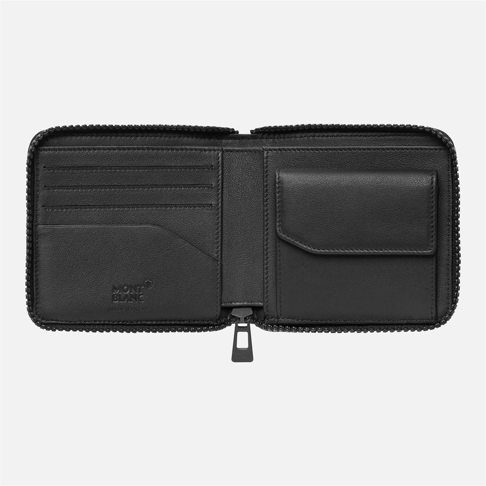 Montblanc Extreme 2.0 Four Card Wallet With Coin Case Thumbnail Image 1
