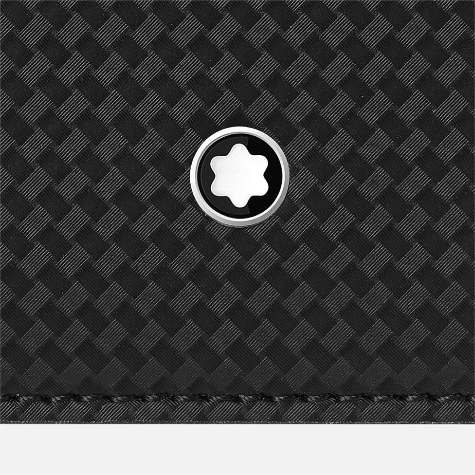 Montblanc Extreme 2.0 Five Card Pocket Holder With Zip Pocket Thumbnail Image 2
