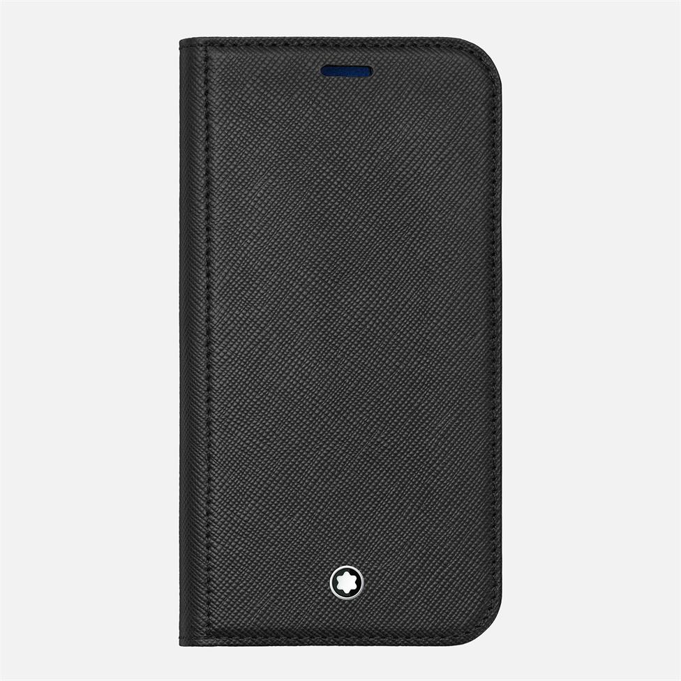 Montblanc Sartorial Flip Side Cover For iPhone 12 Mini Thumbnail Image 0