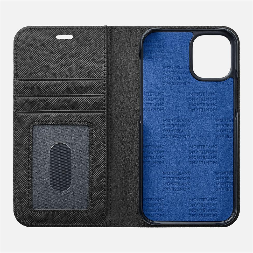 Montblanc Sartorial Flip Side Cover For iPhone 12 Mini Thumbnail Image 2